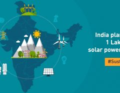 Solar Power Production in India - Mahindra Susten