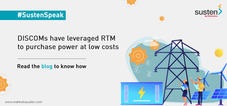 Know how DISCOMs Leverage RTM to purchase power at low costs