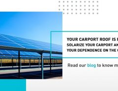 Did you know that a carport can also be a potential Solar Panel hub? Here's a look at what they are and how they work