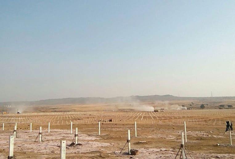 337.50 MWp REWA Ultra Mega Solar Plant