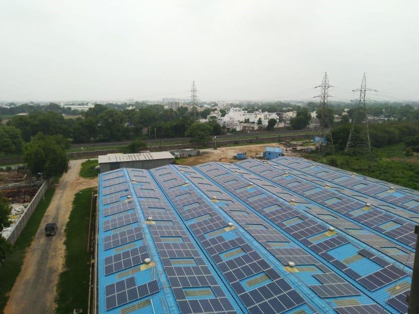 GSFC Rooftop-Mahindra Susten