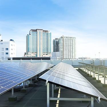 Distributed Solar - Mahindra Susten