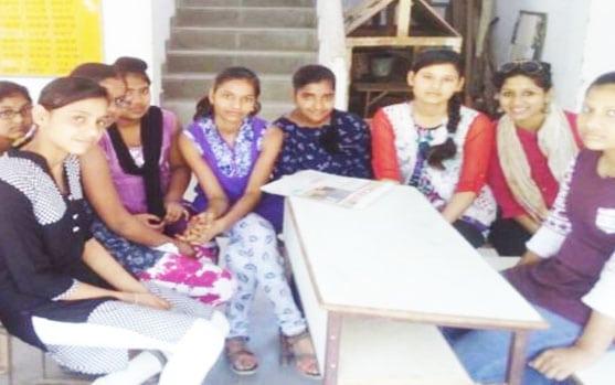 Project Nidar Beti - Mahindra Susten