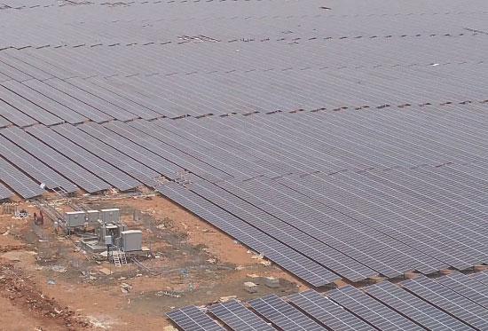 250MW Solar Plant for Kadapa Ultra Mega Solar Plant