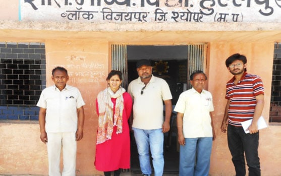 Project Gram Vikas - Mahindra Susten