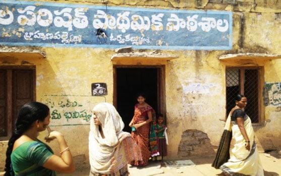 Interactions with School Teachers, Kurnool - Mahindra Susten