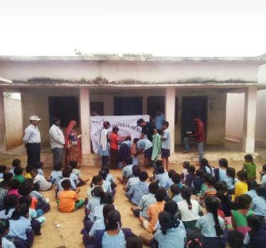 Students Trained - Mahindra Susten