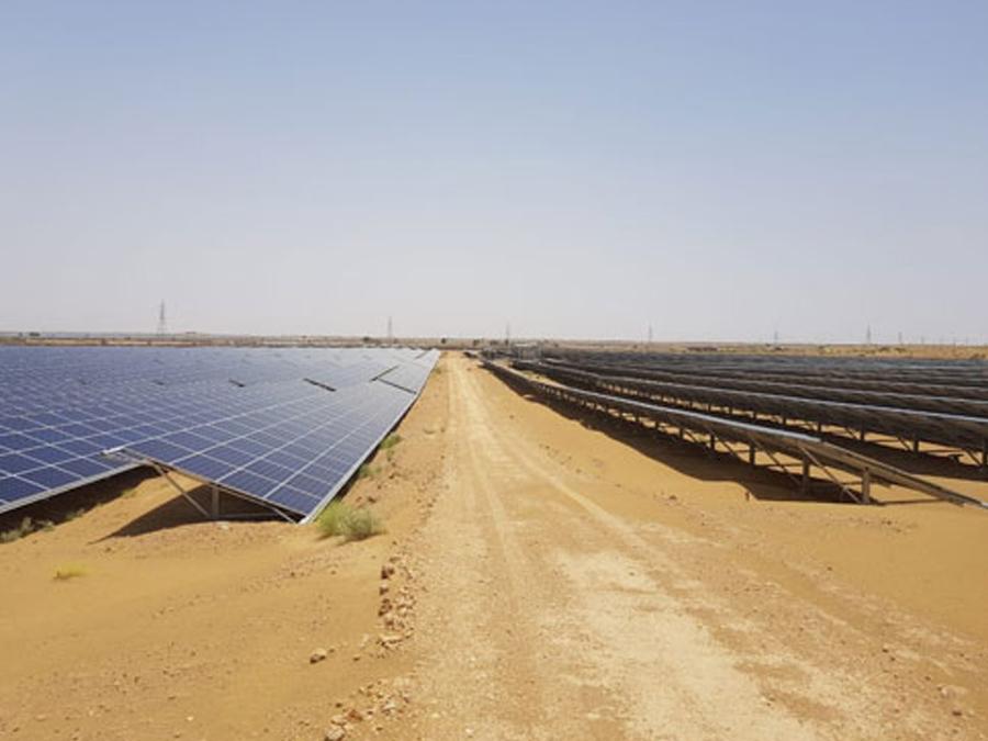 SoftBank Energy-Mahindra Susten